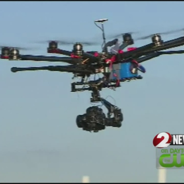 Dayton drone enthusiast react to FAA drafted rules