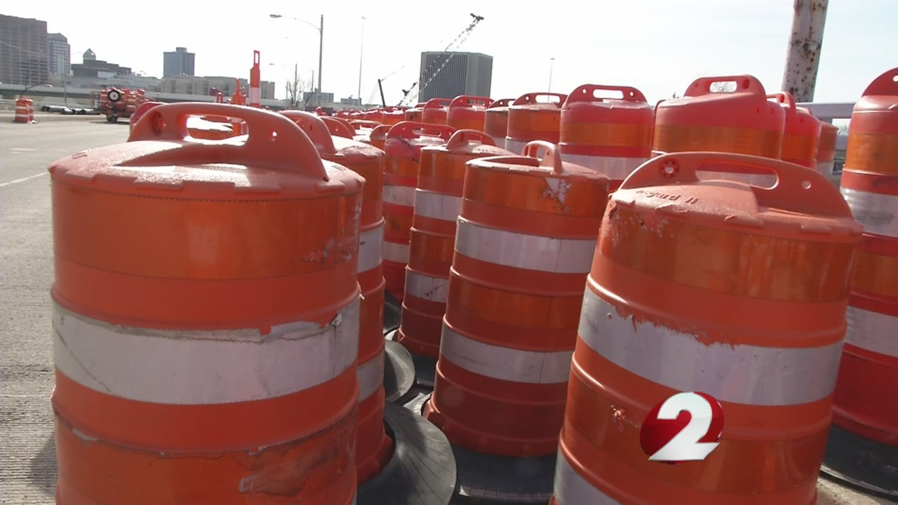 2015 ODOT construction overhaul