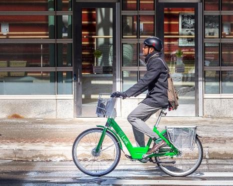 Link Dayton bike share program (WDTN Photo)_73672