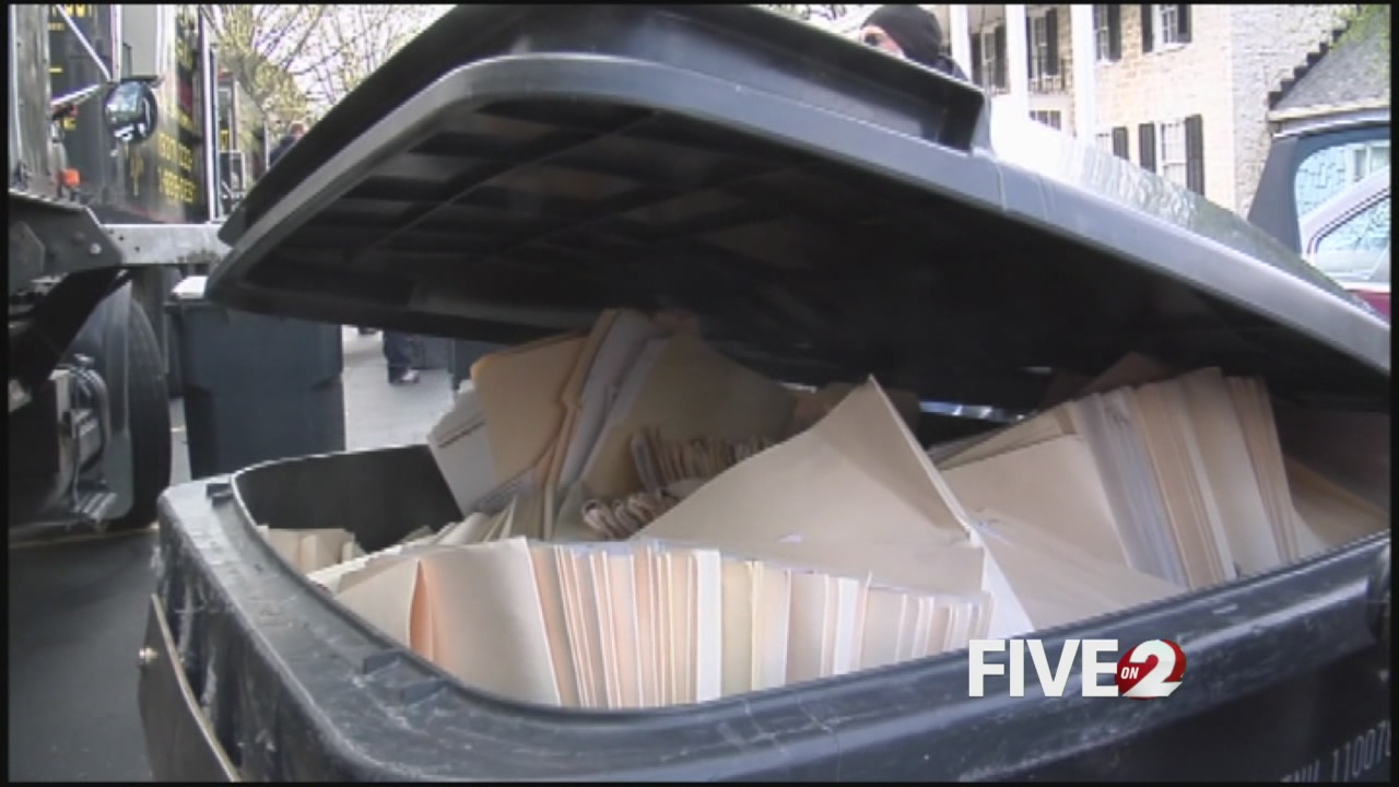 BBB: Document Shred Event
