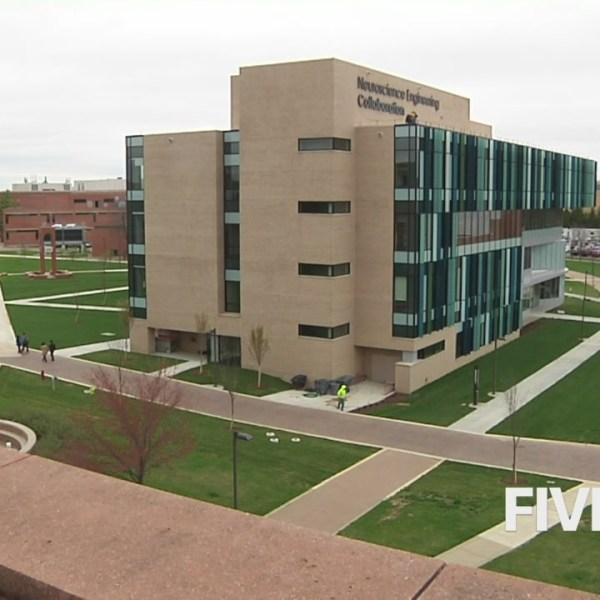 WSU's Neuroscience Engineering Collaboration building (WDTN Photo)_79996