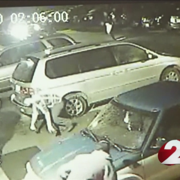 Clark County Sheriff releases bar shooting surveillance video_77636