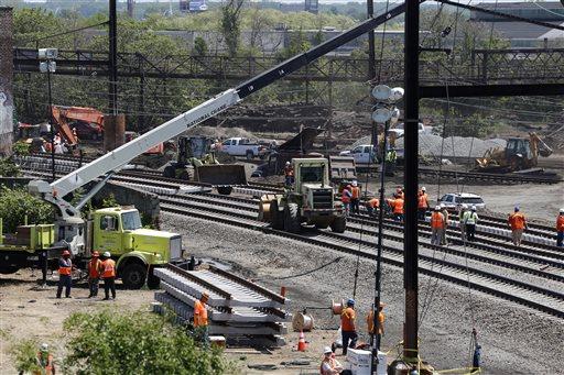 APTOPIX Amtrak Crash_92119