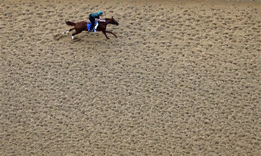 Kentucky Derby Horse Racing_83160