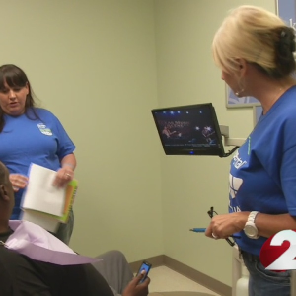 Free dental care offered for veterans