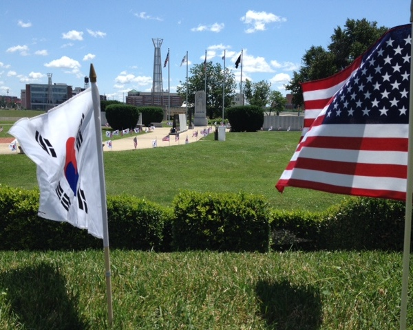 Korean War Memorial_100601