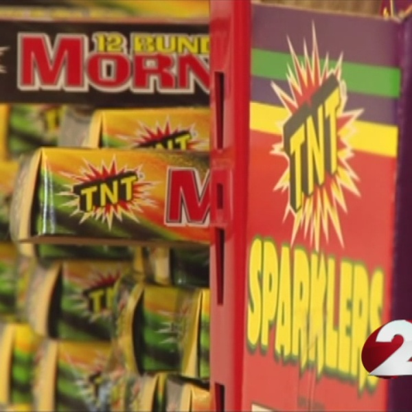 Breaking down Ohio's fireworks law