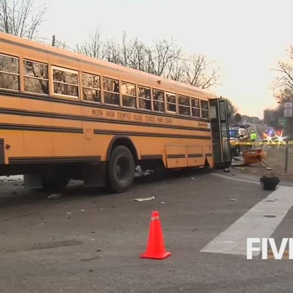 After fatal crash, doctor says don't pressure kids to talk