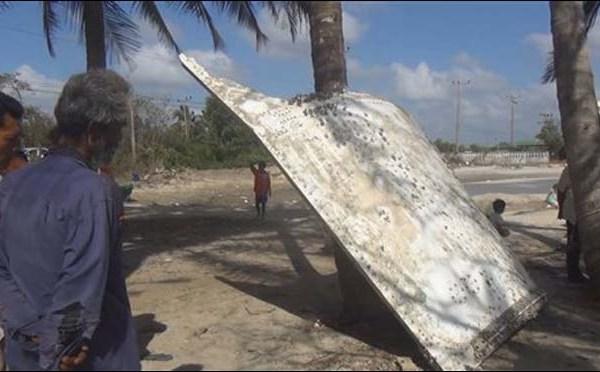 Thailand Beach Debris_138357