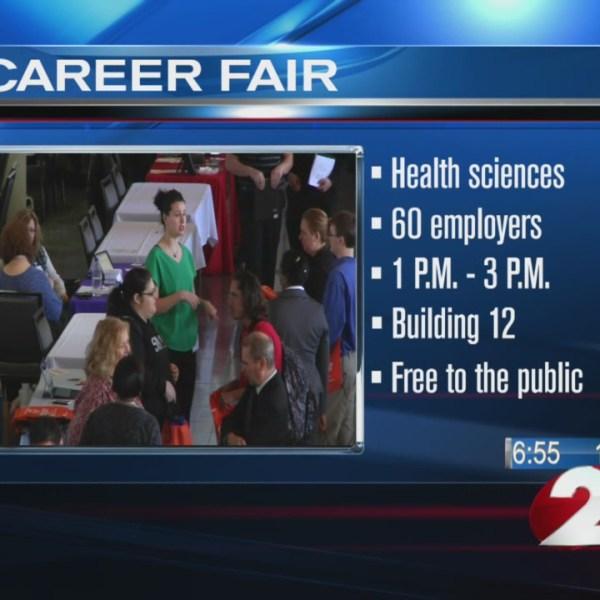 Sinclair College Job Fair