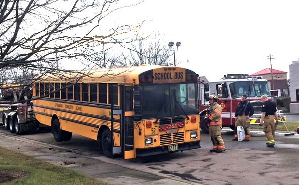 2-1 School Bus Fire_139460