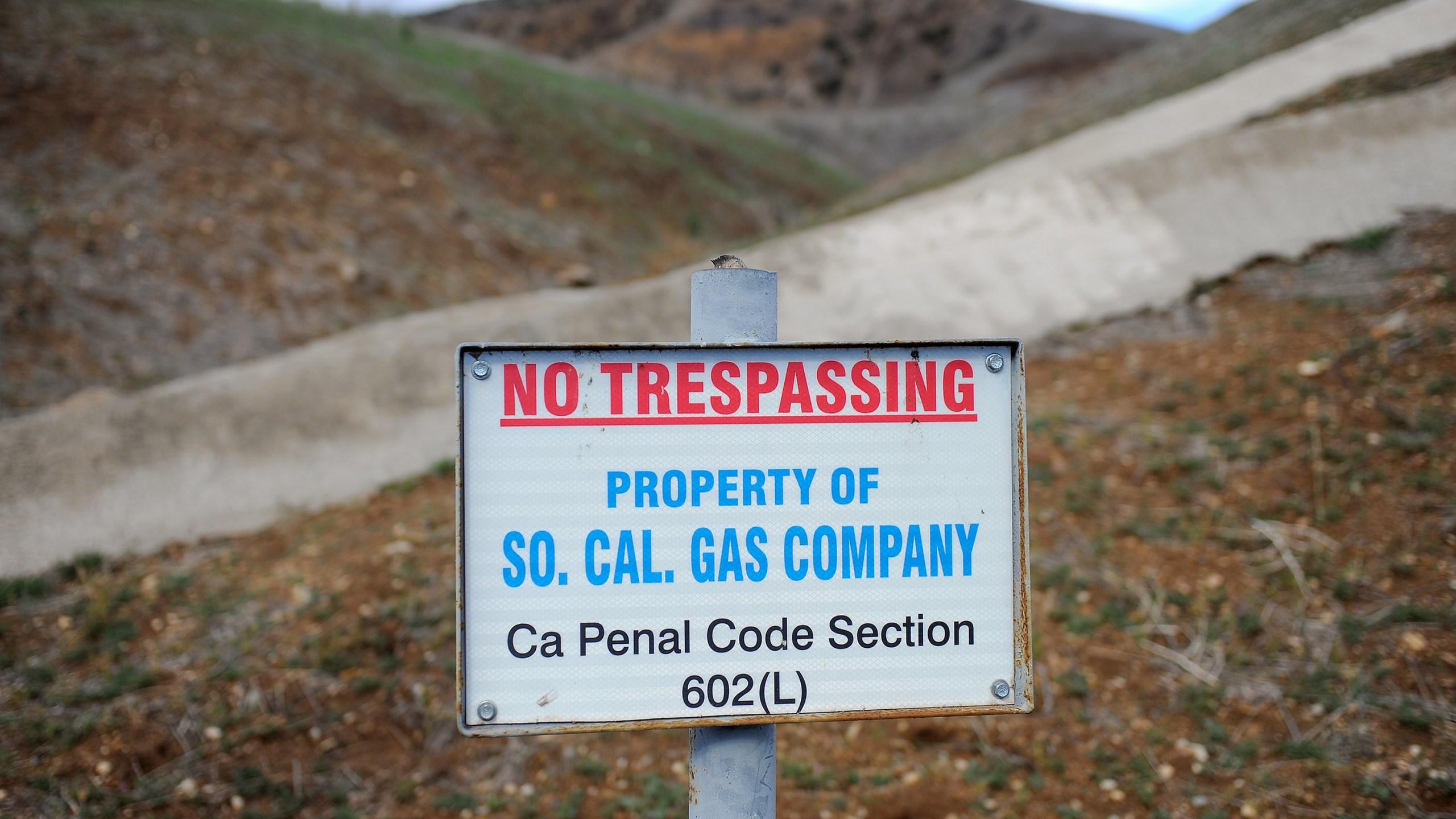 California Gas Leak_136705