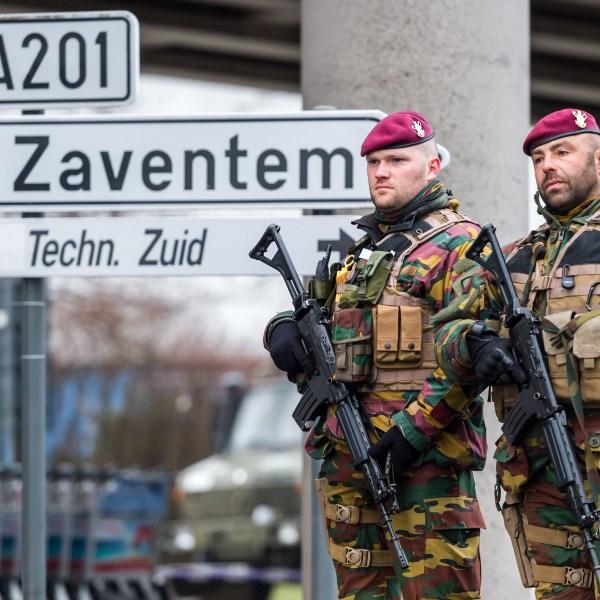 APTOPIX Belgium Attacks_150074