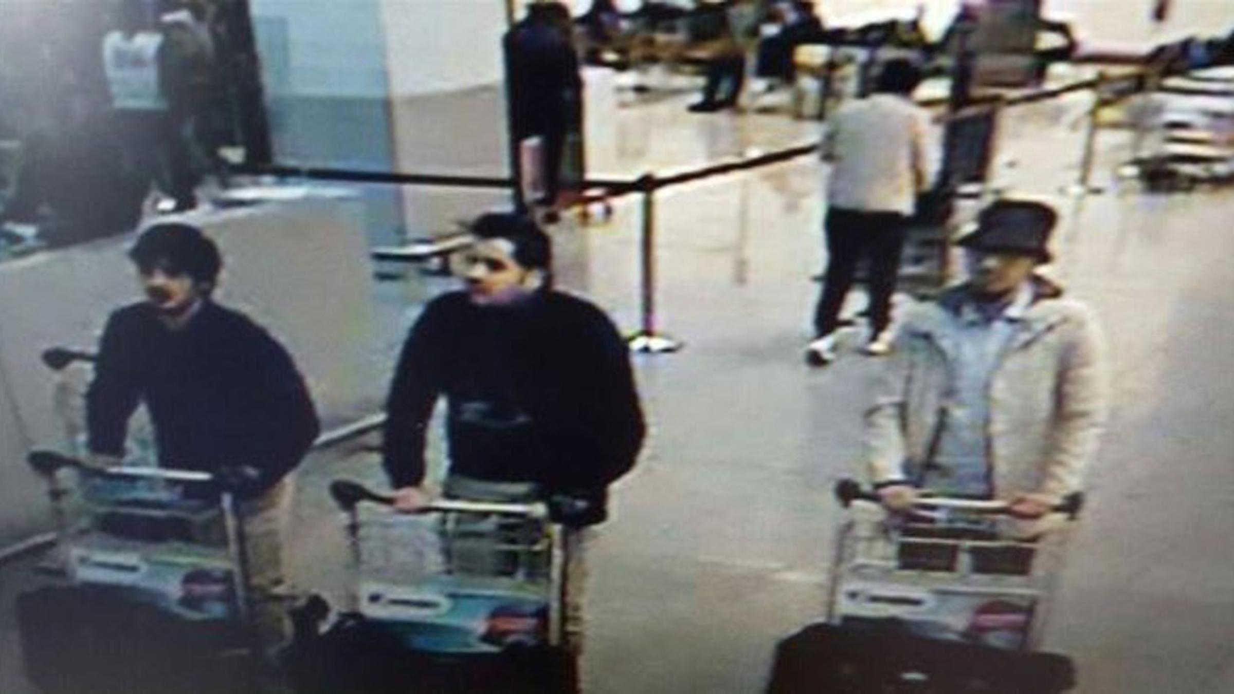 APTOPIX Belgium Attacks_150052