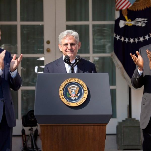 Barack Obama, Merrick Garland, Joe Biden_148709