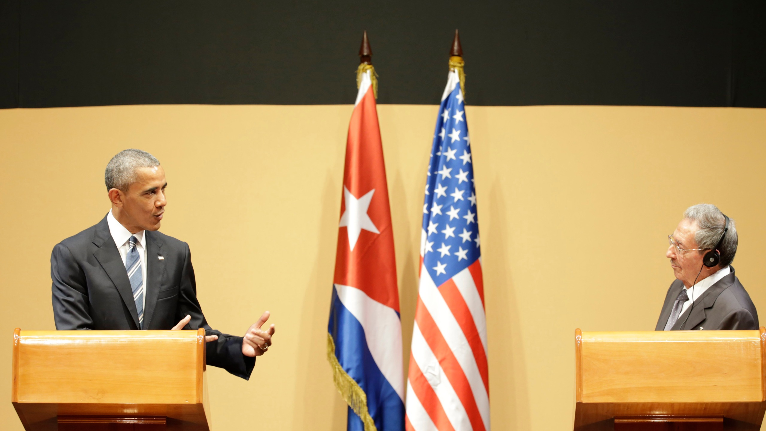Barack Obama, Raul Castro_149583