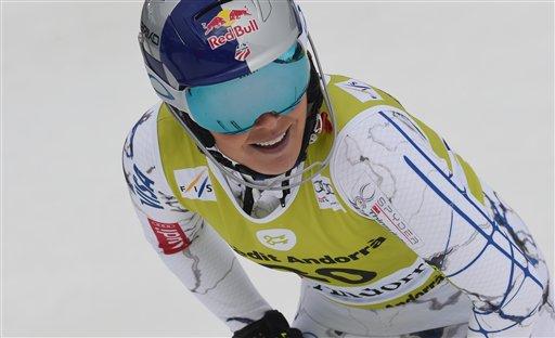 Andorra Alpine Skiing World Cup_145853