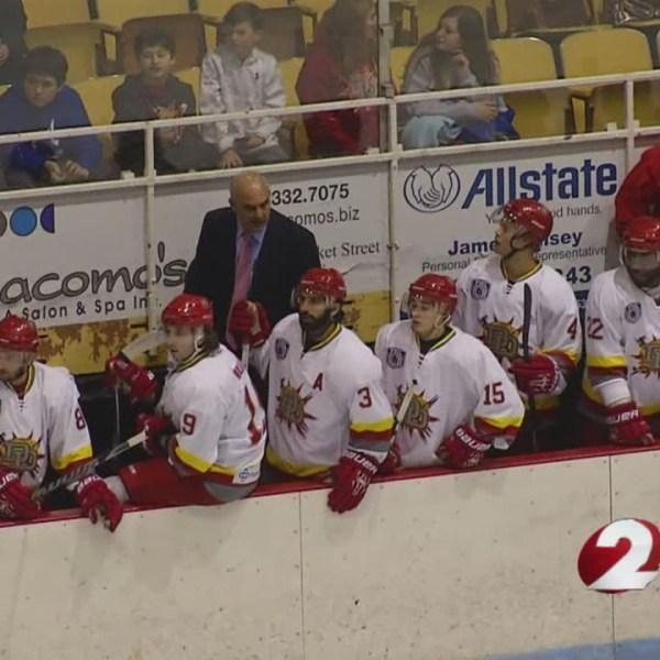 Dayton hockey team off the ice for season