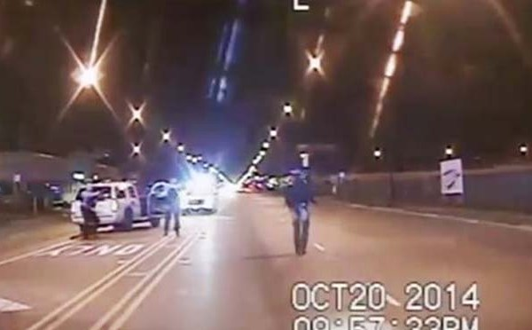 APTOPIX Killings By Police Chicago_128691
