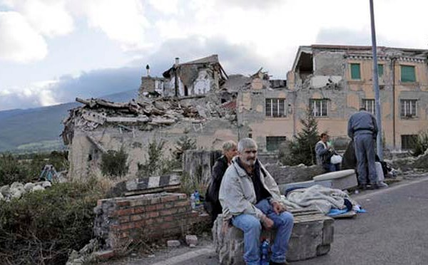 Italy Quake_186666