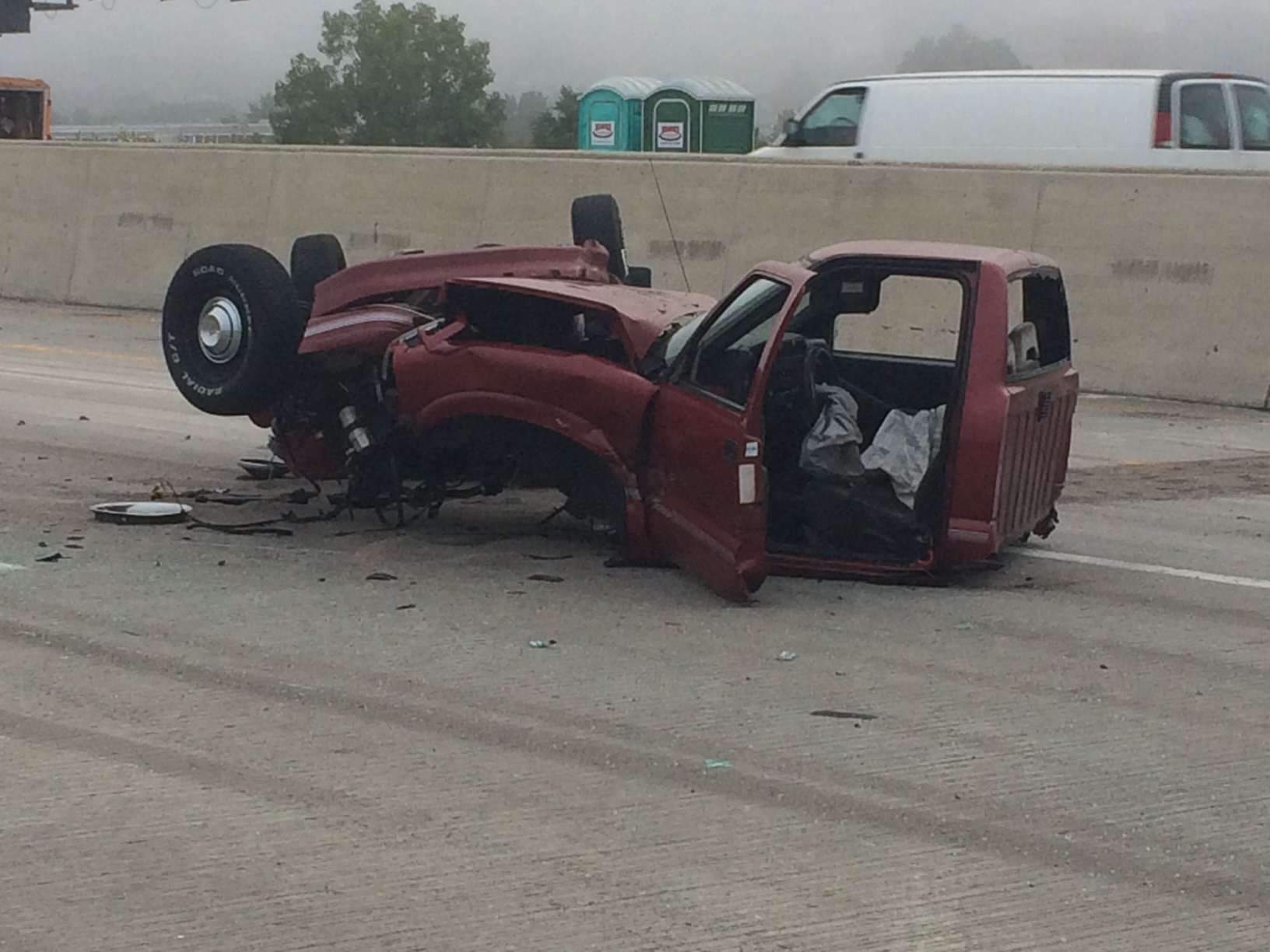 I-75 southbound reopens at I-35 after morning accident