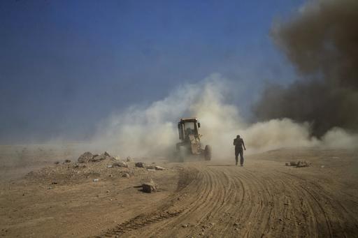 APTOPIX Mideast Iraq Mosul_200062