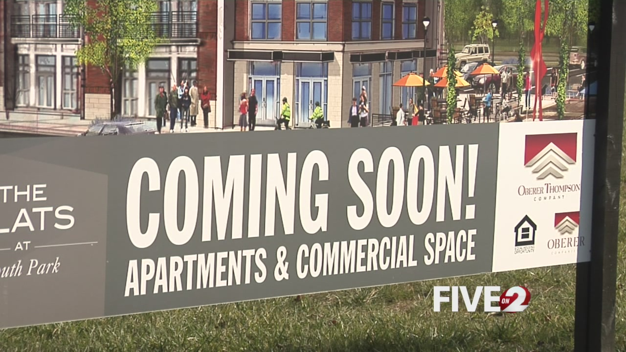 Housing demand prompts development