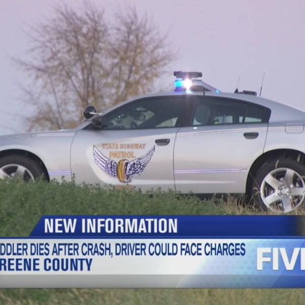 UPDATE: Toddler hurt in Greene County crash has died