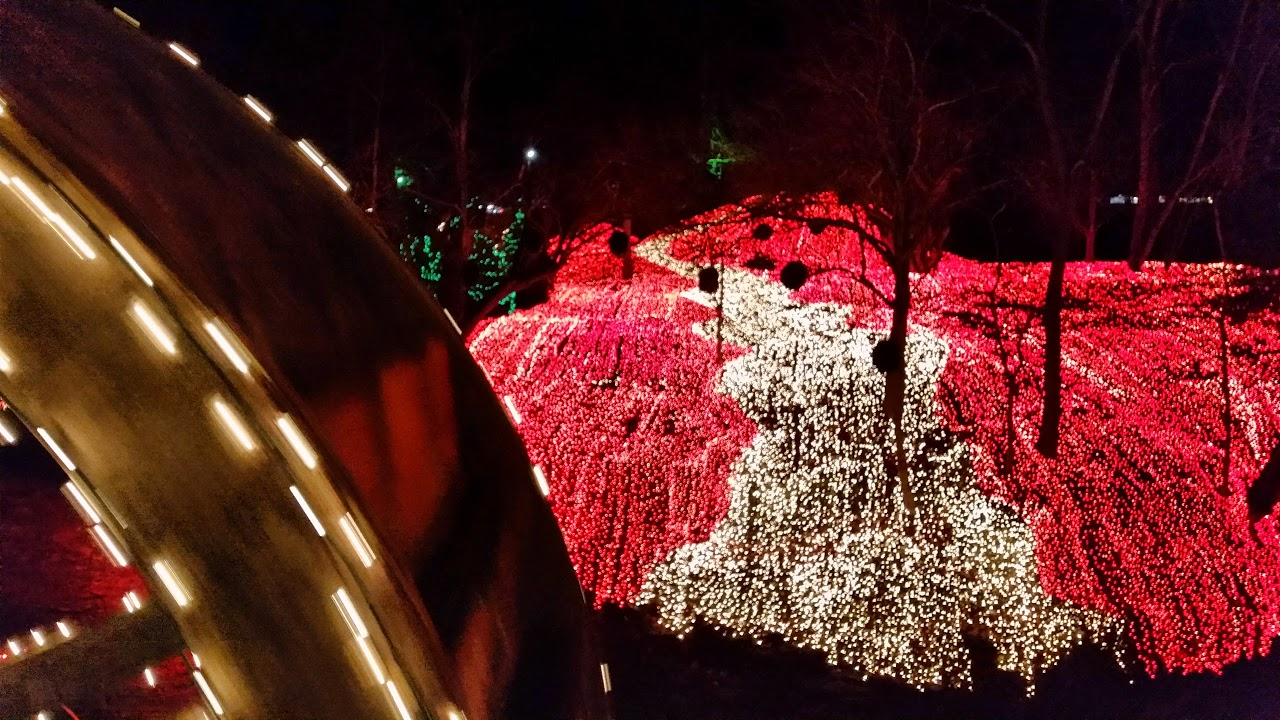 Clifton Mill Christmas Lights.A Labor Of Love What It Takes To Create The Clifton Mill