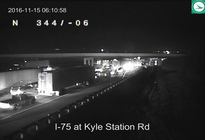 Man injured in crash with semi on I-75 in Butler County