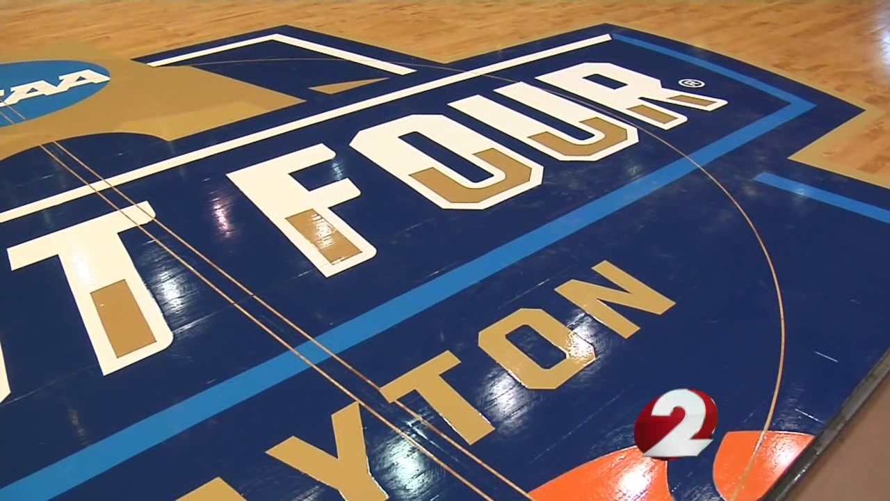 First Four floor_231059