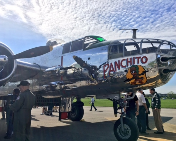 B-25's gather for 75th Anniversary of Doolittle Raid_238775