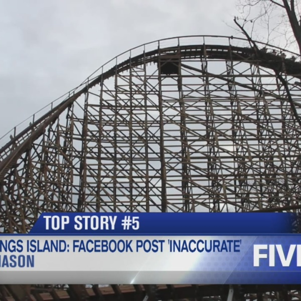 Kings Island says post going viral is untrue