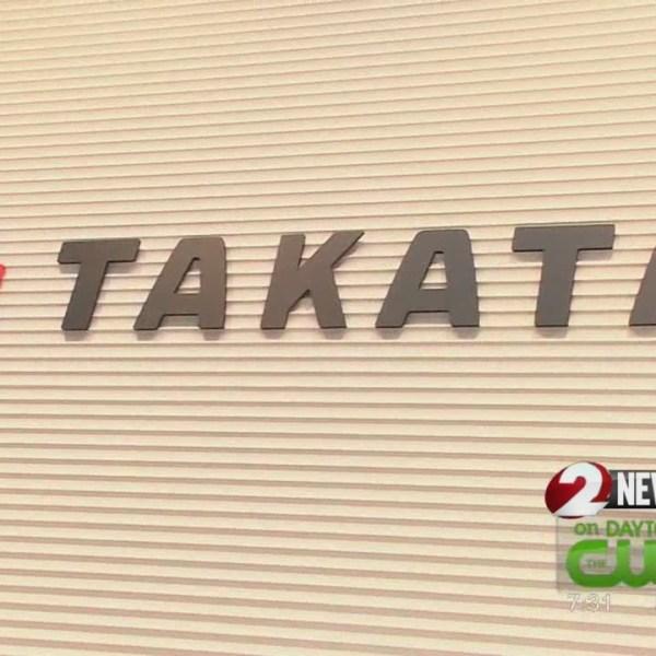 Air bag maker Takata files for bankruptcy in Japan, US