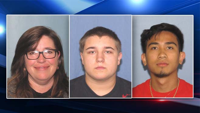 7-21 Three charged in Warren County_257965