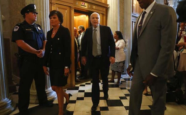 McCain Congress Health Overhaul_258699