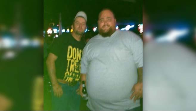 man drops weight_257741