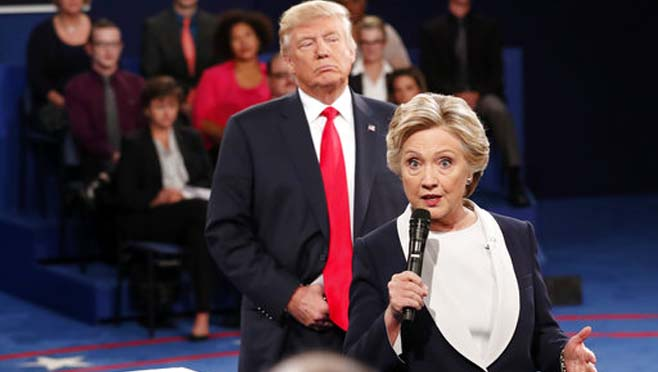 Hillary Clinton,Donald Trump_264114