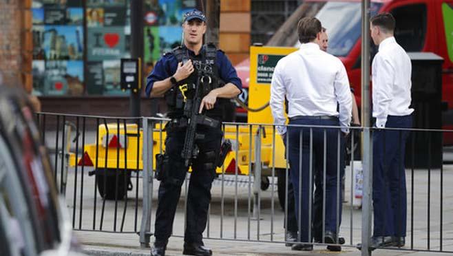Britain Subway Incident_268560
