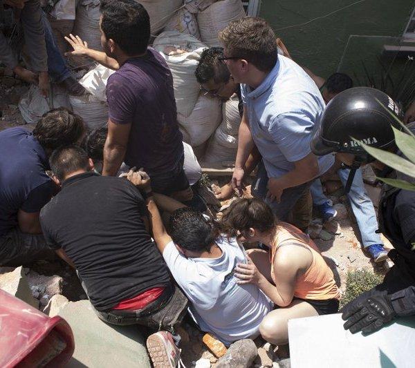 Mexico City Earthquake_269434