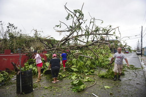 Puerto Rico Hurricane Maria_269806