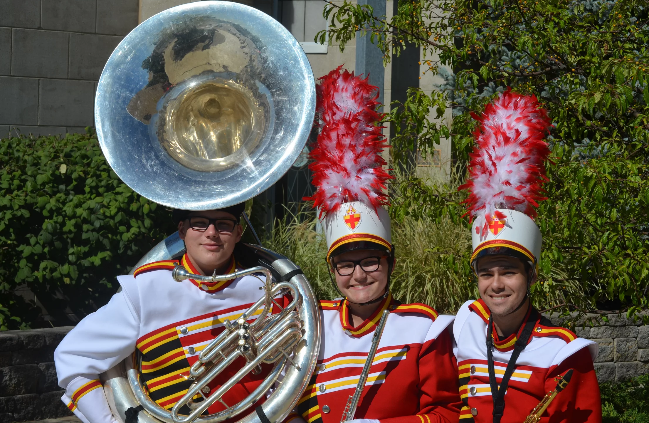 Local students to perform in Macy's Day Parade_274723
