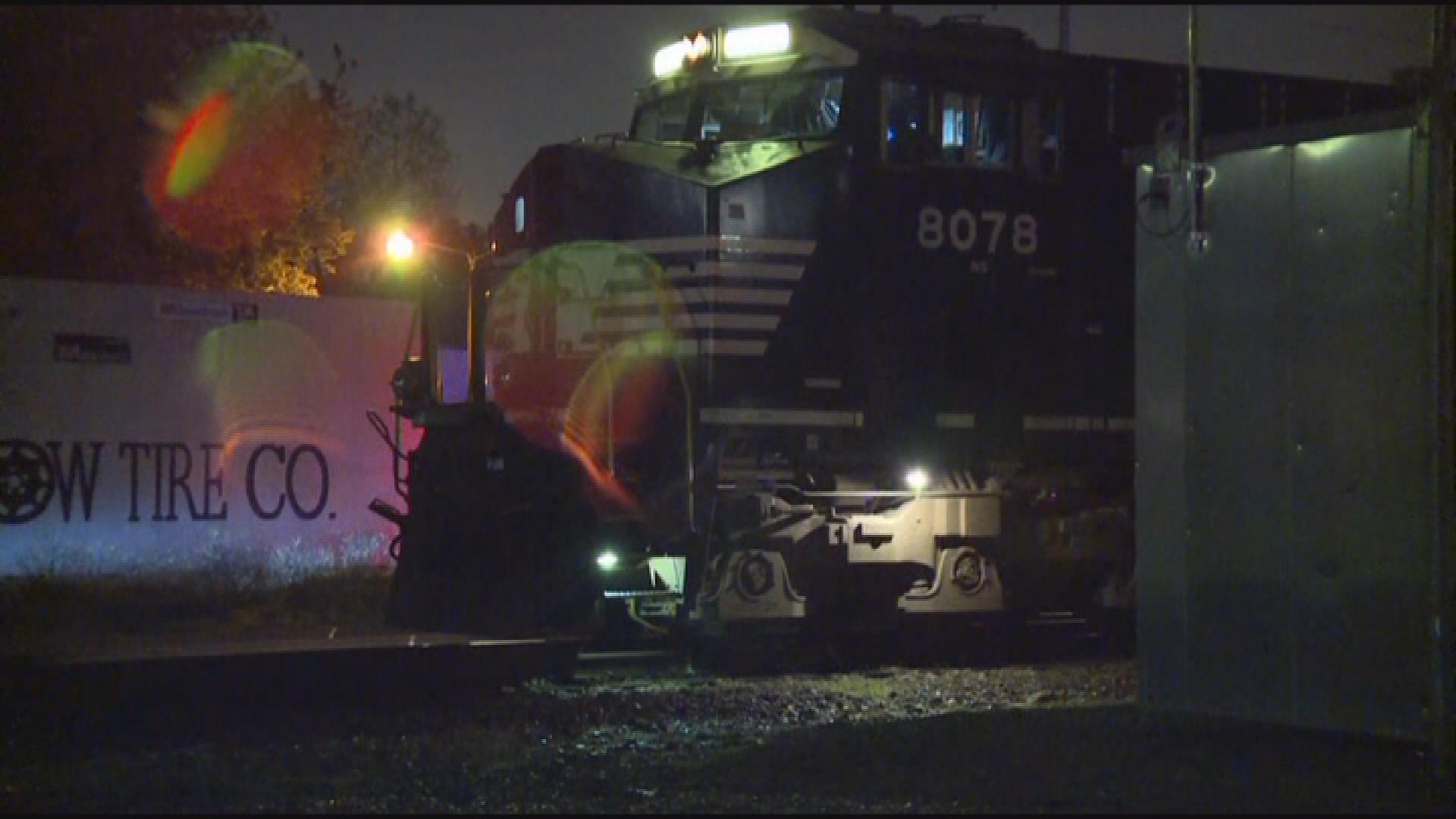Man Hit By Train_277865
