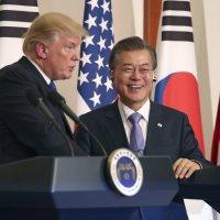 President Trump in South Korea_278777