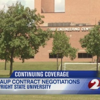 Wright State Faculty sign pledge to deny 'unfair' contracts