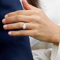 Britain Meghan's Ring_283802