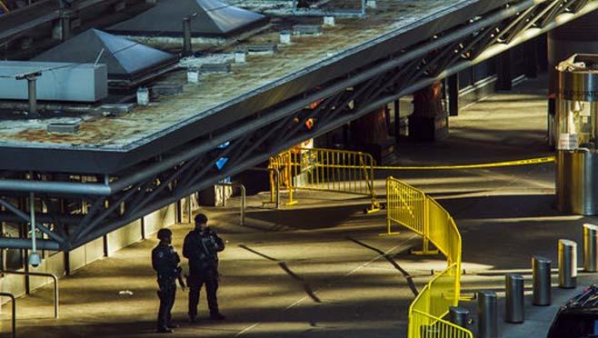 NYC Subway Platform Explosion_284648