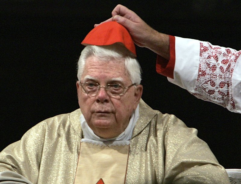 Catholic Cardinal Bernard Law_286197