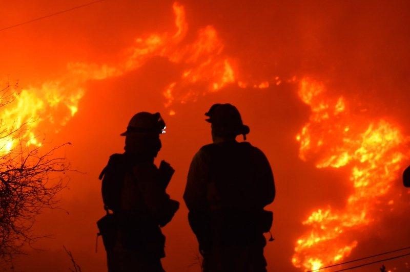 California Wild Fires_284542