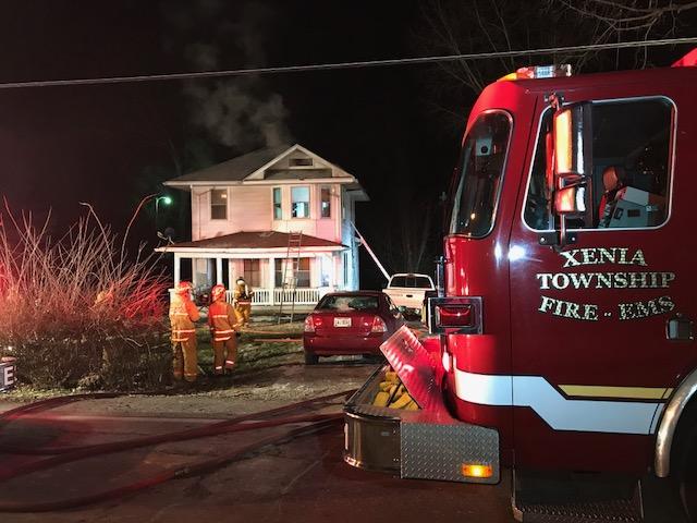 Xenia Twp House Fire_285027